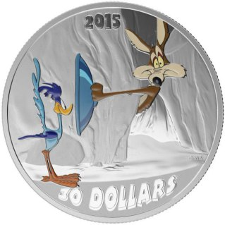 Looney Tunes $30 Road Runner & Cayote.pg