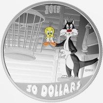 Looney Tunes $30 Tweetie & Sylvester