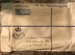 1936 Dot Envelope