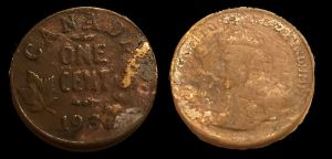Mystery Cent