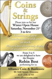 Coins & Strings 2015