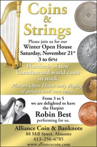 Coins & Strings 2015