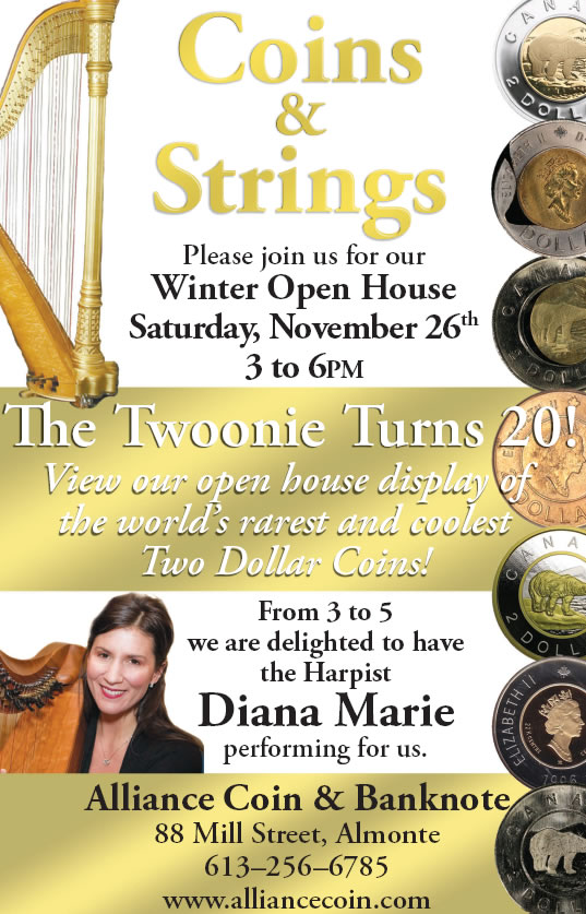 Invitation to Coins & Strings 2017