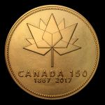 New Alliance Canada 150 Model - obverse