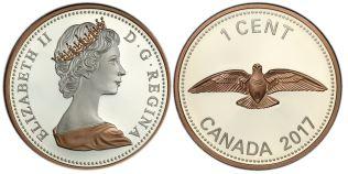 2017 Centennial Cent Restrike