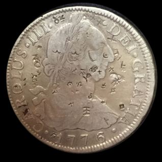 Bolivia 8 Reales 1776