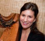 Harpist Diana Marie