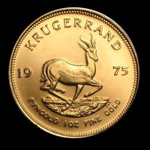 Gold Kruggerand