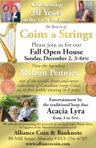 Coin & Strings 2018 poster