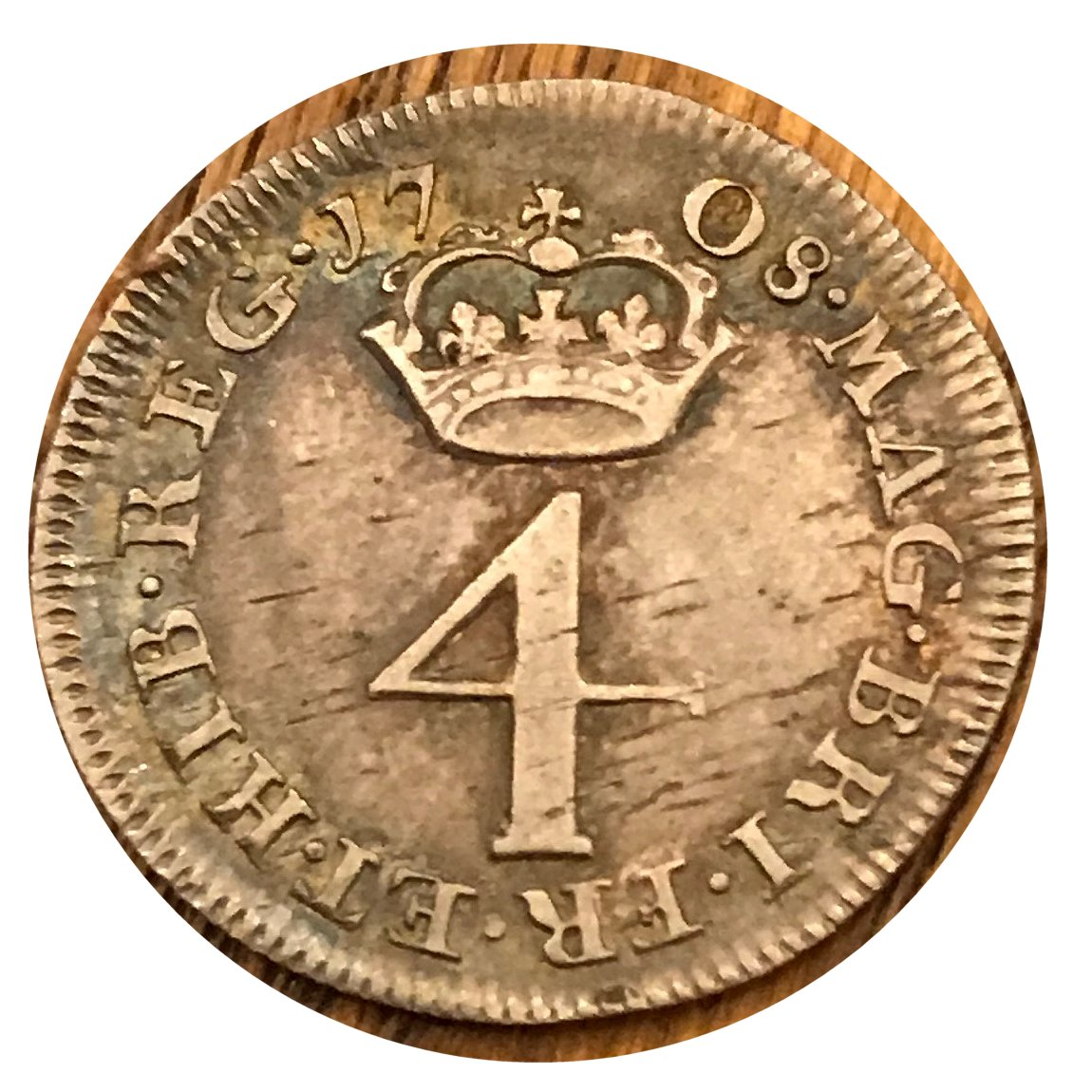 Maundy coin