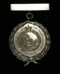 A unique Silver Prize Medal of the 1894 Quebec Winter Carnival