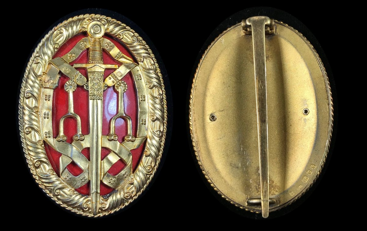 Knight Bachelor Badge