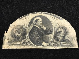 The fragment shows Queen Victoria