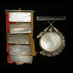 Granite Curling Club 1881_82 Medal III